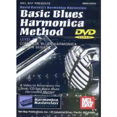 BASIC BLUES HARMONICA METHOD