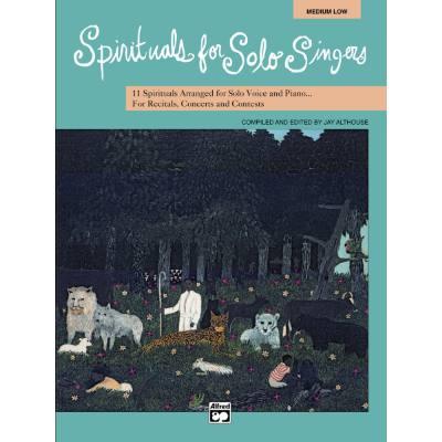 SPIRITUALS FOR SOLO SINGERS MEDIUM LOW
