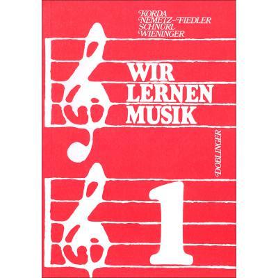Wir Lernen Musik Band 1 Arbeitsbuch Fuer Die Se...