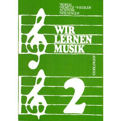Wir Lernen Musik Band 2 Arbeitsbuch Fuer Die Se...