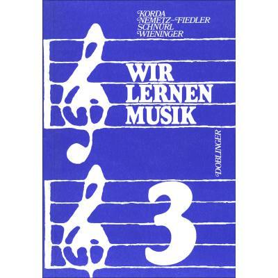 Wir Lernen Musik Band 3 Arbeitsbuch Fuer Die Se...
