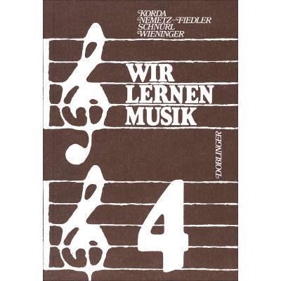 Wir Lernen Musik Band 4 Arbeitsbuch Fuer Die Se...