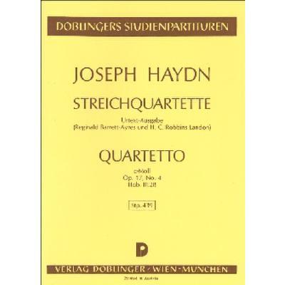 quartett-c-moll-op-17-4-hob-3-28