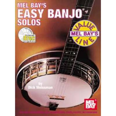 EASY BANJO SOLOS jetztbilligerkaufen