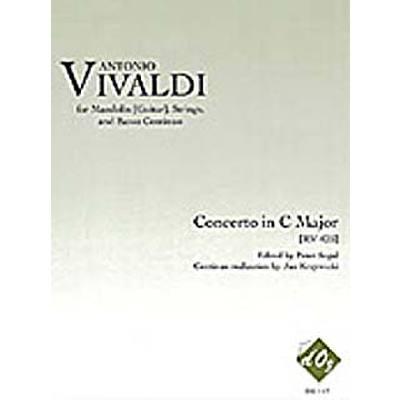 Concerto C-Dur RV 425