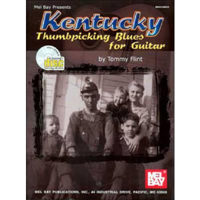 KENTUCKY THUMBPICKING BLUES