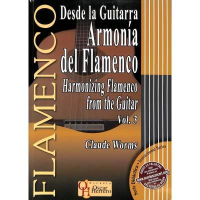 DESDE LA GUITARRA - ARMONIA DEL FLAMENCO 3