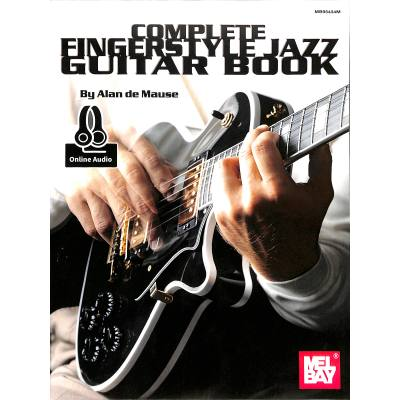 COMPLETE FINGERSTYLE JAZZ GUITAR BOOK