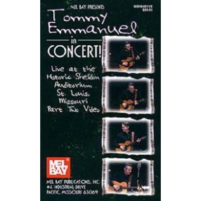 Tommy Emmanuel In Concert 2