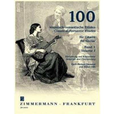 100 klassisch romantische Etüden 1 (1-40)