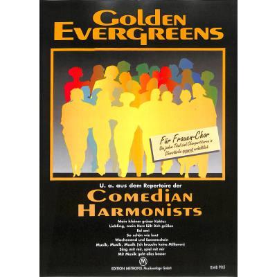 Golden Evergreens
