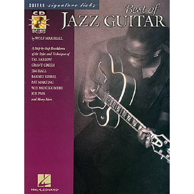 BEST OF JAZZ GUITAR