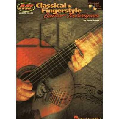 CLASSICAL + FINGERSTYLE GUITAR TECHNIQUES