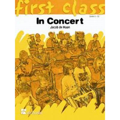 FIRST CLASS IN CONCERT