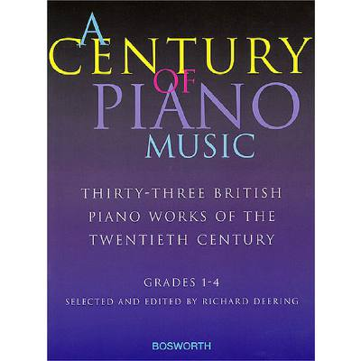A Century Of Piano Music Grade 1-4
