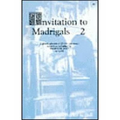 INVITATION TO MADRIGALS 2