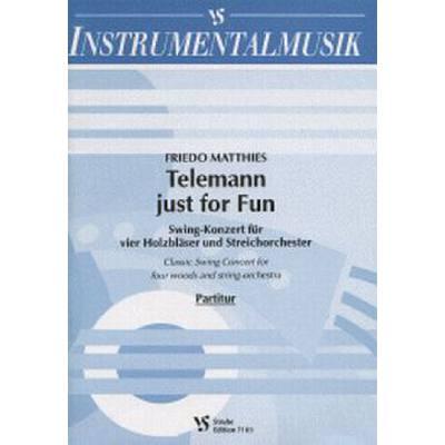 telemann-just-for-fun