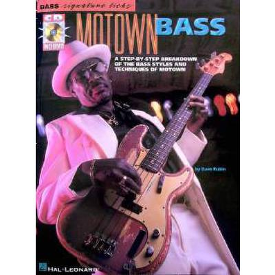 Motown bass - signature licks
