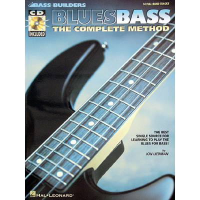 Blues bass - the complete method
