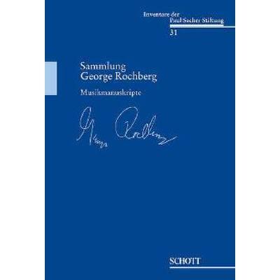 sammlung-george-rochberg-musikmanuskripte