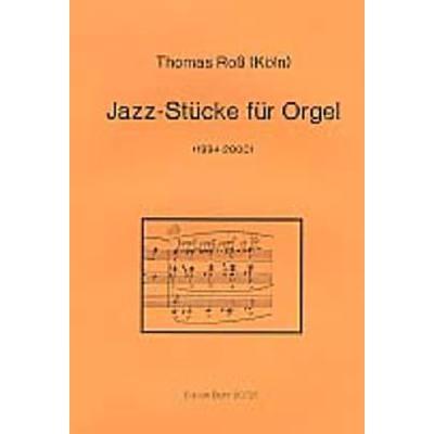 Jazz Stuecke Fuer Orgel