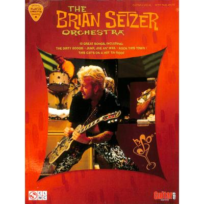 THE BRIAN SETZER ORCHESTRA