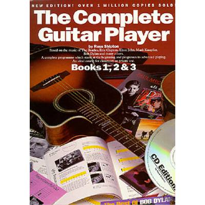 THE COMPLETE GUITAR PLAYER - OMNIBUS EDITION
