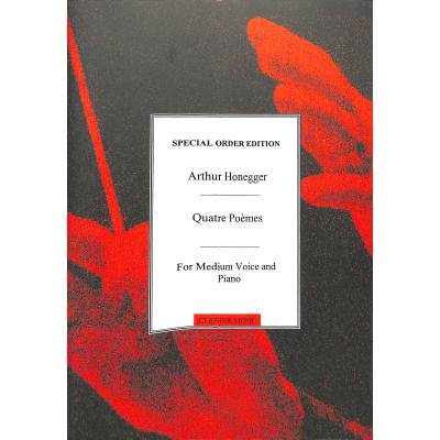 quatre-poemes