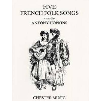 5-french-folk-songs