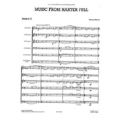 MUSIC FROM HARTER FELL