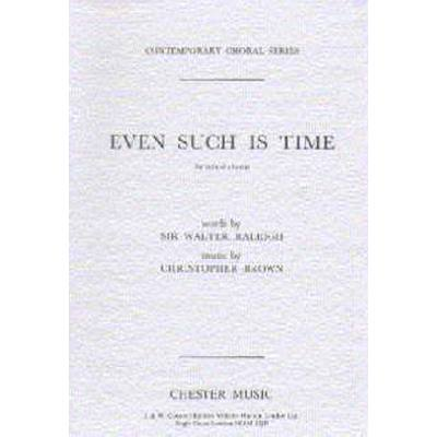 even-such-is-time