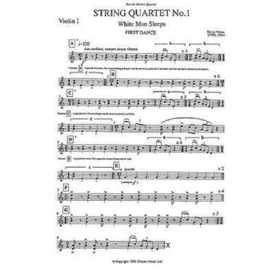 quartett-1-white-man-sleeps-, 74.50 EUR @ notenbuch-de