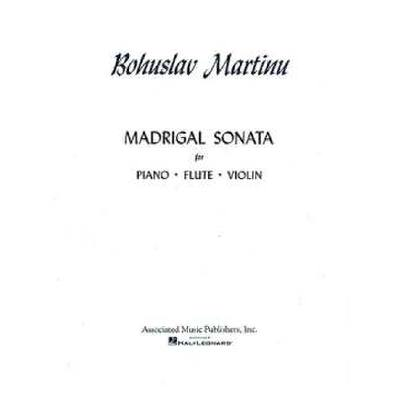madrigal-sonata