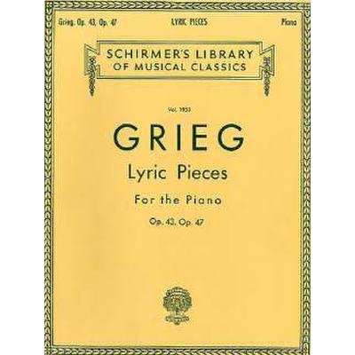 lyric-pieces-bd-2-op-43-47