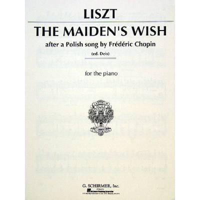 maiden-s-wish, 5.50 EUR @ notenbuch-de