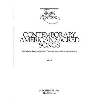 contemporary-american-sacred-songs
