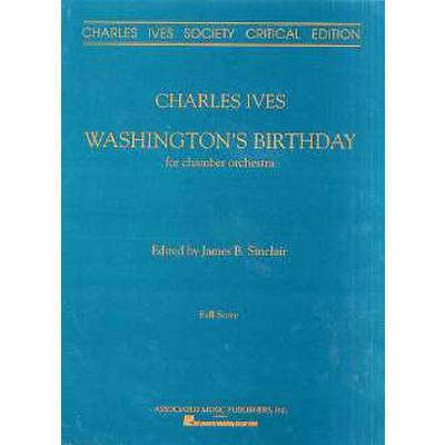 WASHINGTON'S BIRTHDAY 1992 EDITION