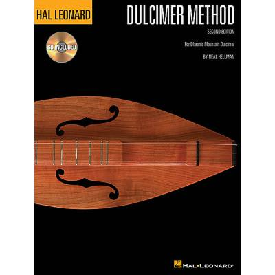 DULCIMER METHOD BEGINNING TO INTERMEDIATE PLAYERS