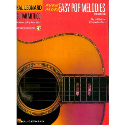 Even more easy Pop melodies