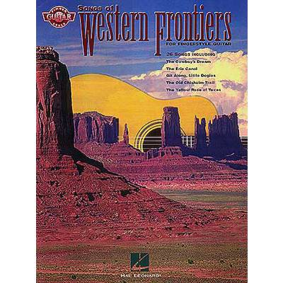 SONGS OF WESTERN FRONTIERS FOR FINGERSTYLE GUITAR