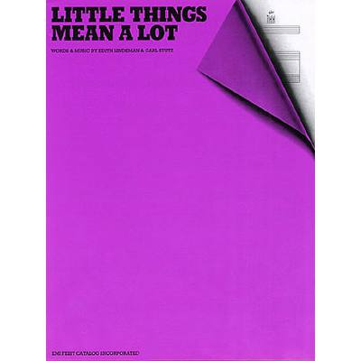 little-things-mean-a-lot