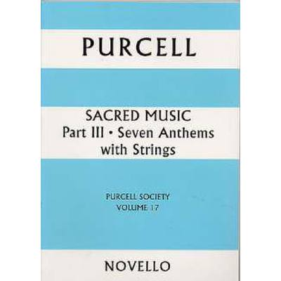 SACRED MUSIC PART 3 SEVEN ANTHEMS