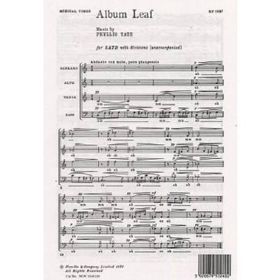 album-leaf