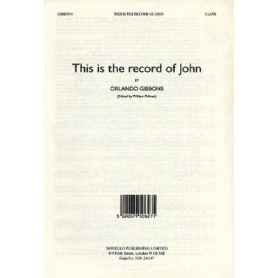 this-is-the-record-of-john