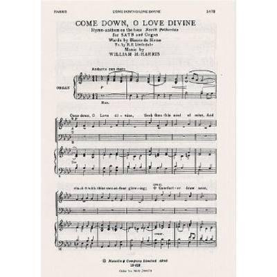 come-down-o-love-divine