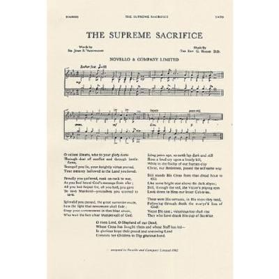 supreme-sacrifice