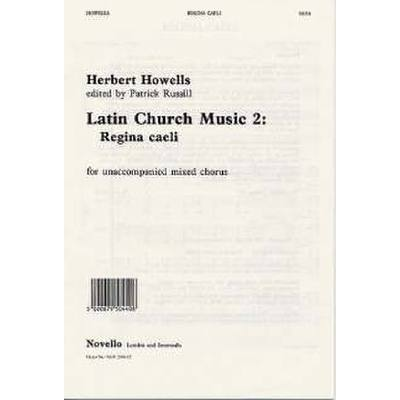 REGINA COELI (LATIN CHURCH MUSIC 2)