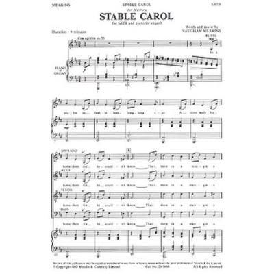 STABLE CAROL