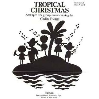 TROPICAL CHRISTMAS PERCUSSION