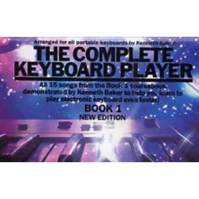 COMPLETE KEYBOARD PLAYER 1 jetztbilligerkaufen